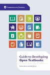 Cover of Guide to Developing Open Textbooks